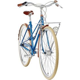 Creme Caferacer Doppio Citycykel Dam blå